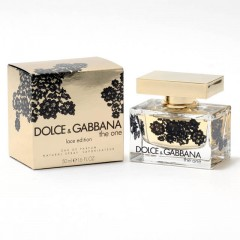 DOLCE & GABBANA THE ONE LACEEDITION LADIES - EDP SPRAY