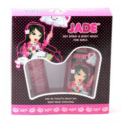 GIRLS BRATZ JADE SET-  1.7OZ ET SP/8OZ BW