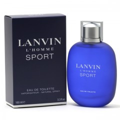 LANVIN L'HOMME SPORT-  EDT SPRAY