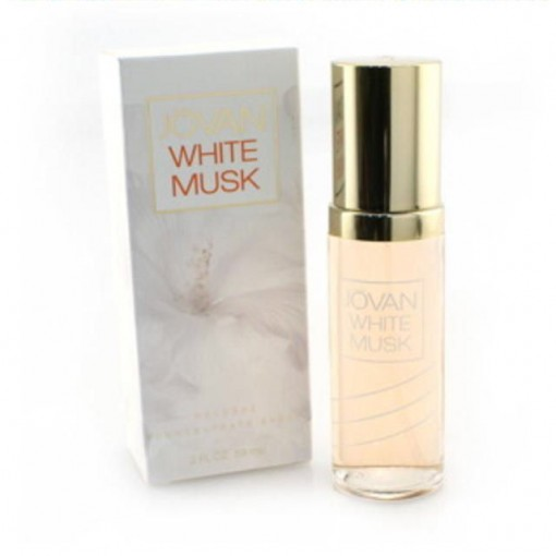 Jovan White Musk By Coty - Cologne Spray