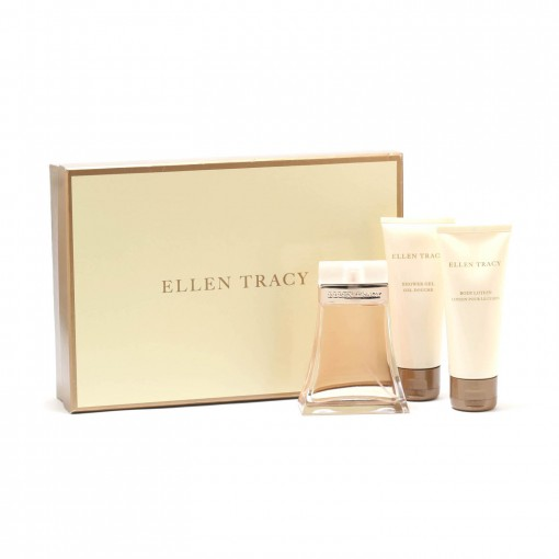ELLEN TRACY CLASSIC LADIES- 3.4OZ EDP SPR/3.4BL/3.4SGEL