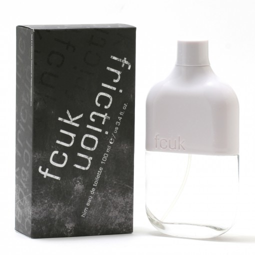 FCUK FRICTION MEN by FRENCHCONNECTION - EDT SPRAY