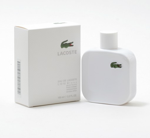 LACOSTE EAU DE LACOSTE L.12.12BLANC MEN - EDT SPRAY