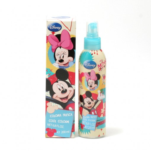 BOYS DISNEY MICKEY MOUSE- BODY FRESH SPRAY (BOXED)