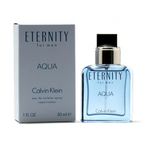 ETERNITY AQUA MEN by CALVINKLEIN - EDT SPRAY