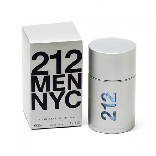 212 NYC MEN by CAROLINAHERRERA - EDT SPRAY