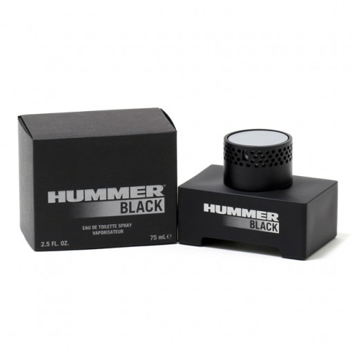 HUMMER BLACK MEN - EDT SPRAY