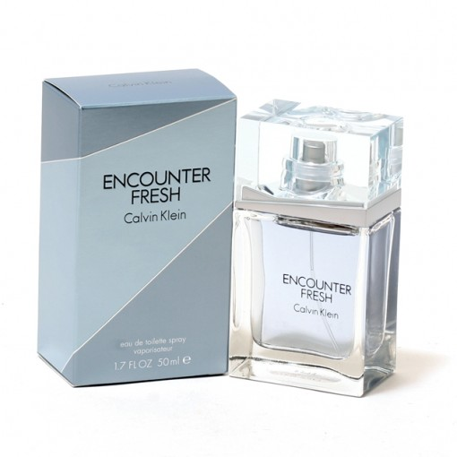 ENCOUNTER FRESH MEN by CALVINKLEIN - EDT SPRAY