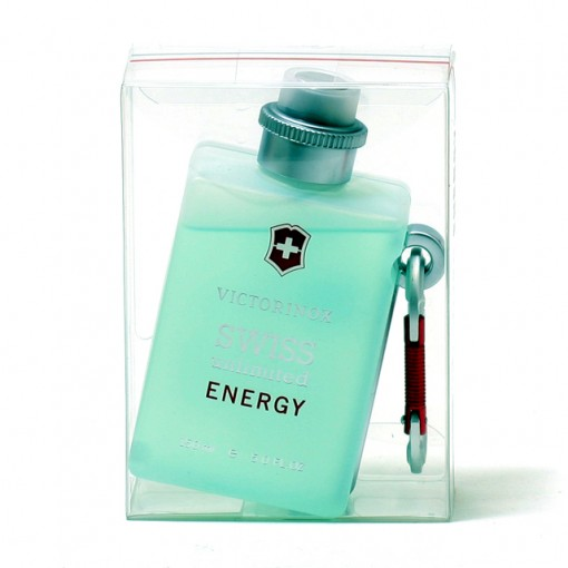 SWISS ARMY MEN- ENERGIZING SPRAY