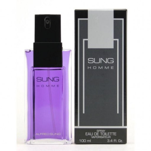 SUNG HOMME by ALFRED SUNG- EDT SPRAY