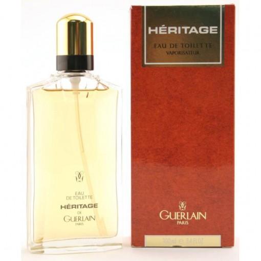 HERITAGE MEN by GUERLAIN- EDT SPRAY
