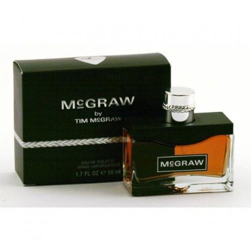 McGRAW MEN by TIM McGRAW- EDT SPRAY