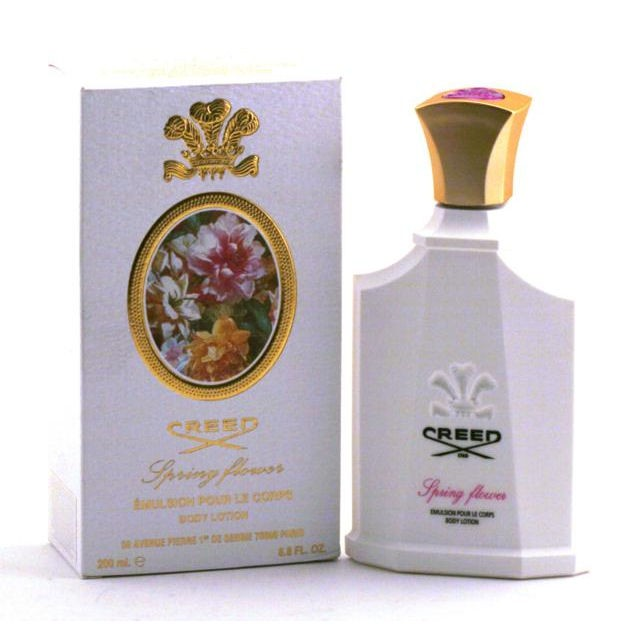 Creed spring flower body lotion fragrances ladies creed spring flower body lotion mightylinksfo