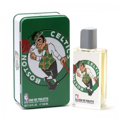NBA CELTICS MEN - EDT SPRAY(METAL CASE)