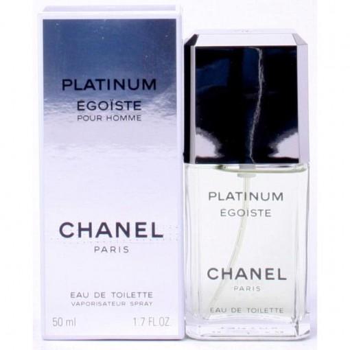 Egoiste Platinum By Chanel - Spray