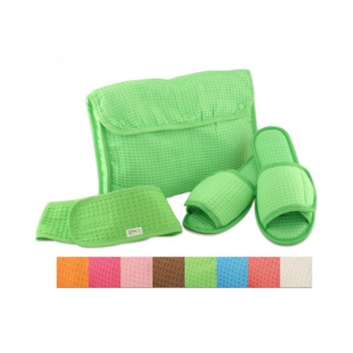 Spacific Travel Set - Lime