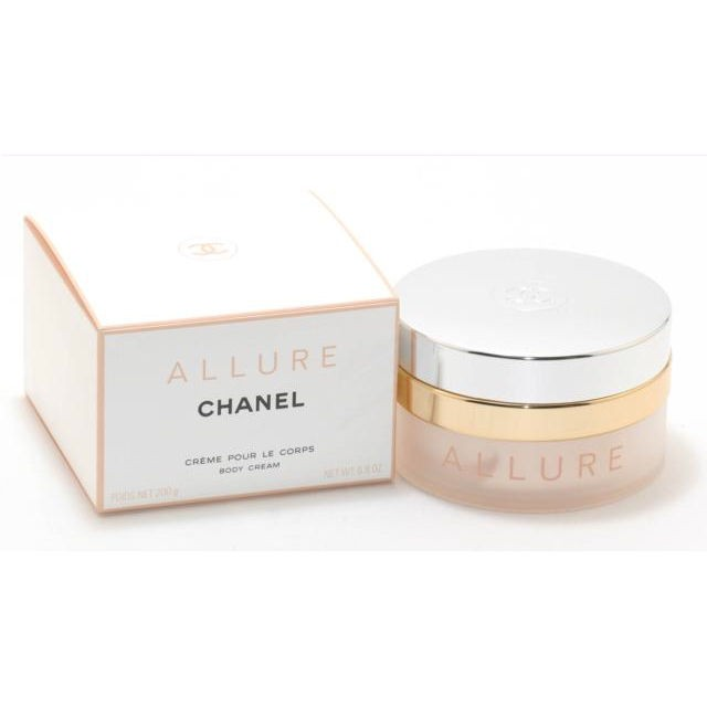 Chanel Allure Body Cream.Chanel Allure Body Cream